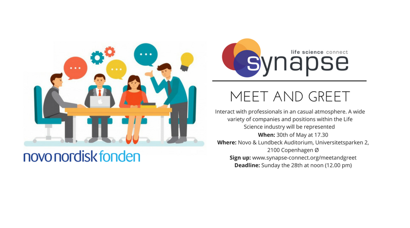 Meet and greet | Synapse